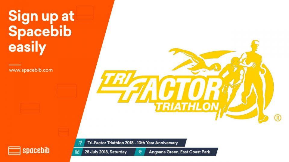 Tri-Factor Triathlon 2018 - 10th Year Anniversary