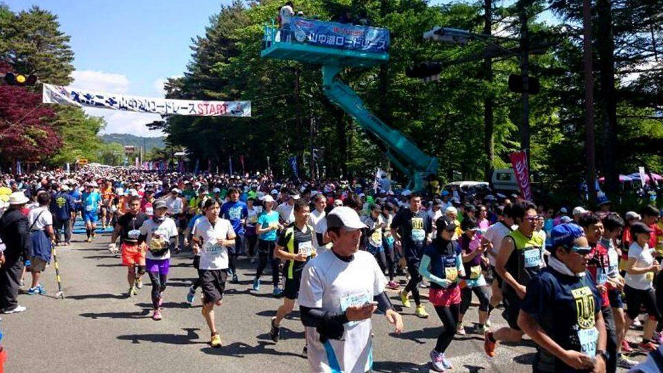 Yamanakako Road Race 2018