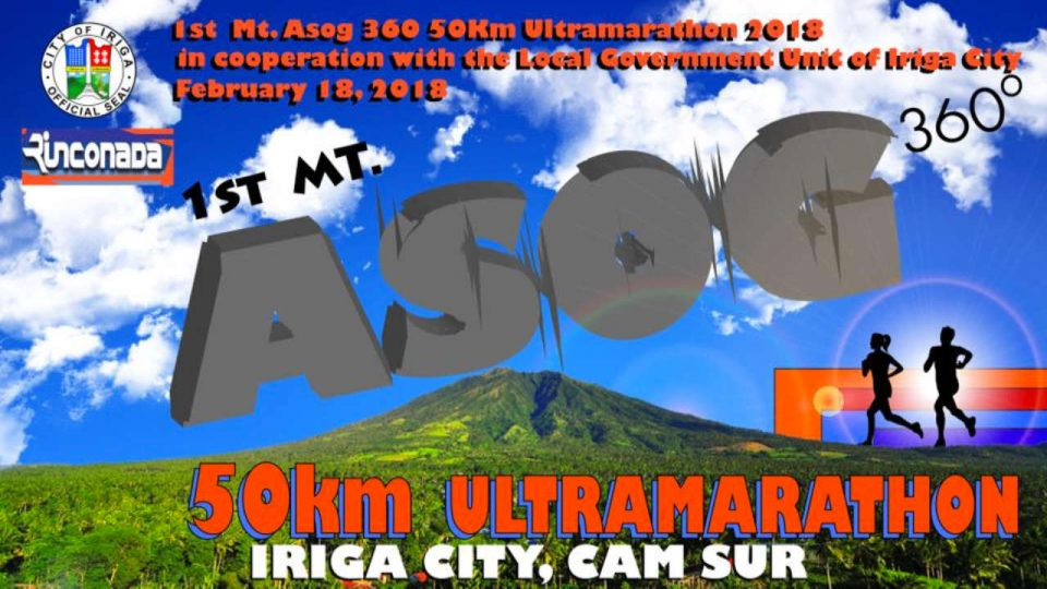 1st Mt. Asog360 50km Ultramarathon 2018 #MATSU