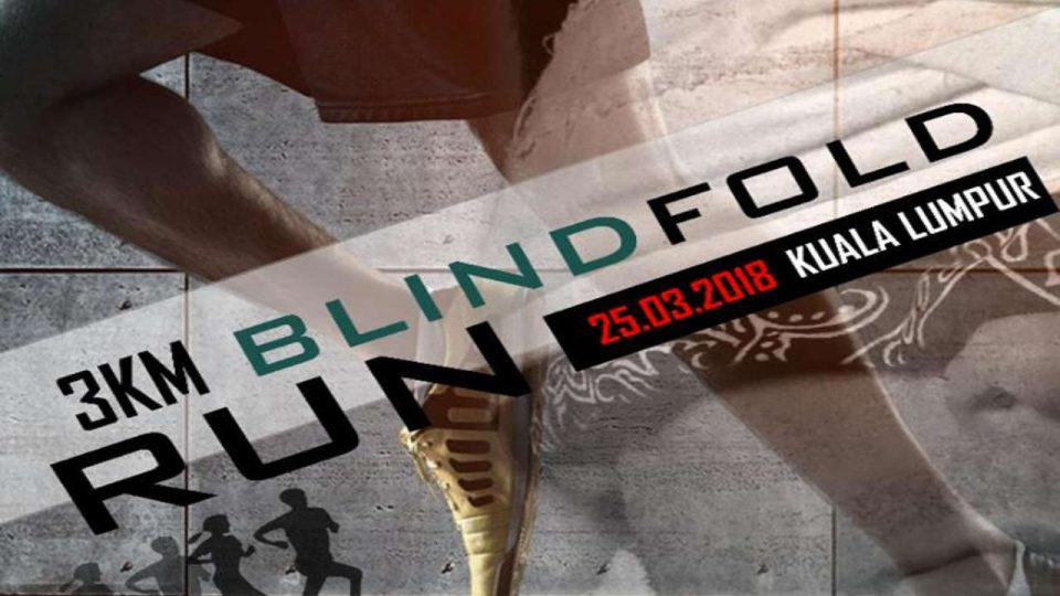 "BLINDFOLD Run 2018 ""By Your Sight"""