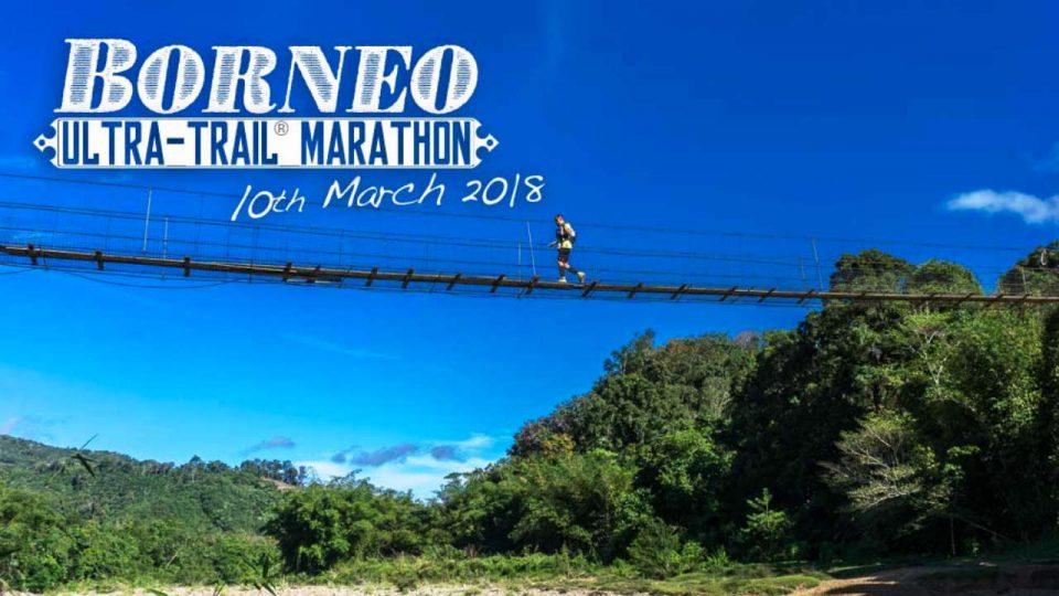 Borneo Ultra Trail 2018