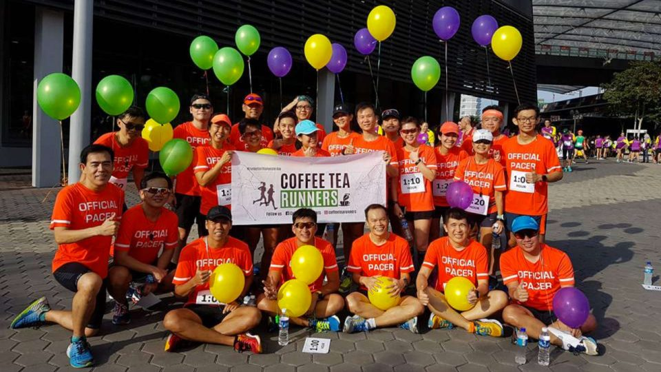 Coffee Tea Runners
