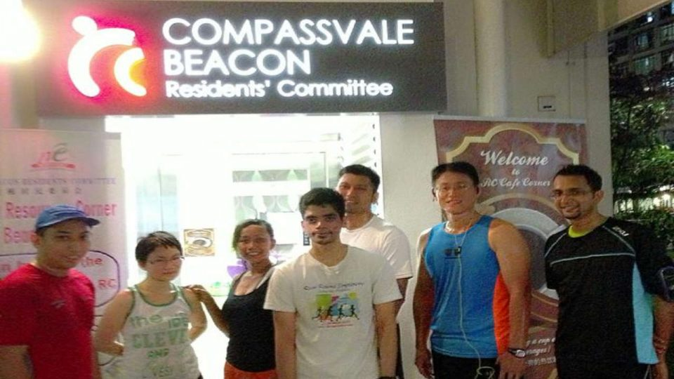Compassvale Beacon Runner's Circle