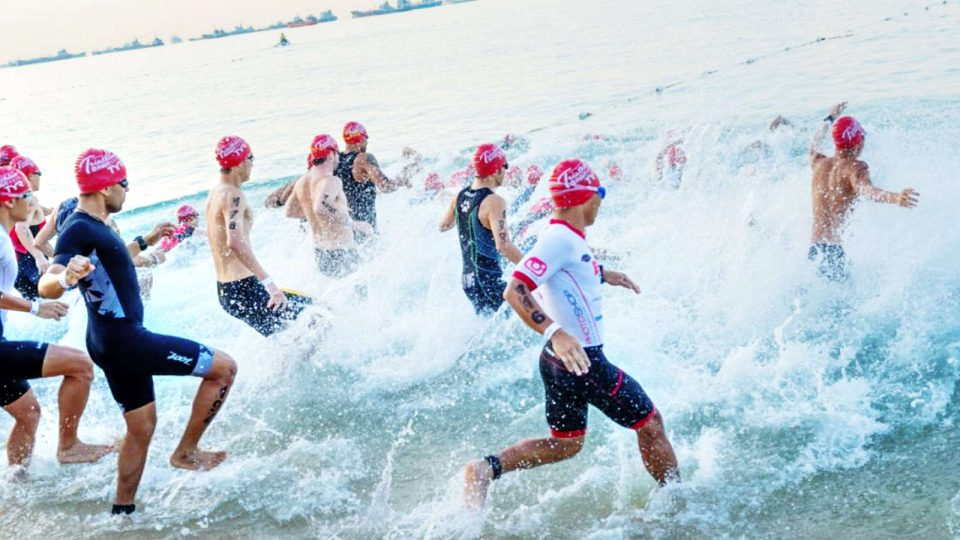 "Use ""WOOP"" Training to Conquer Singapore's International Triathlon 2018"