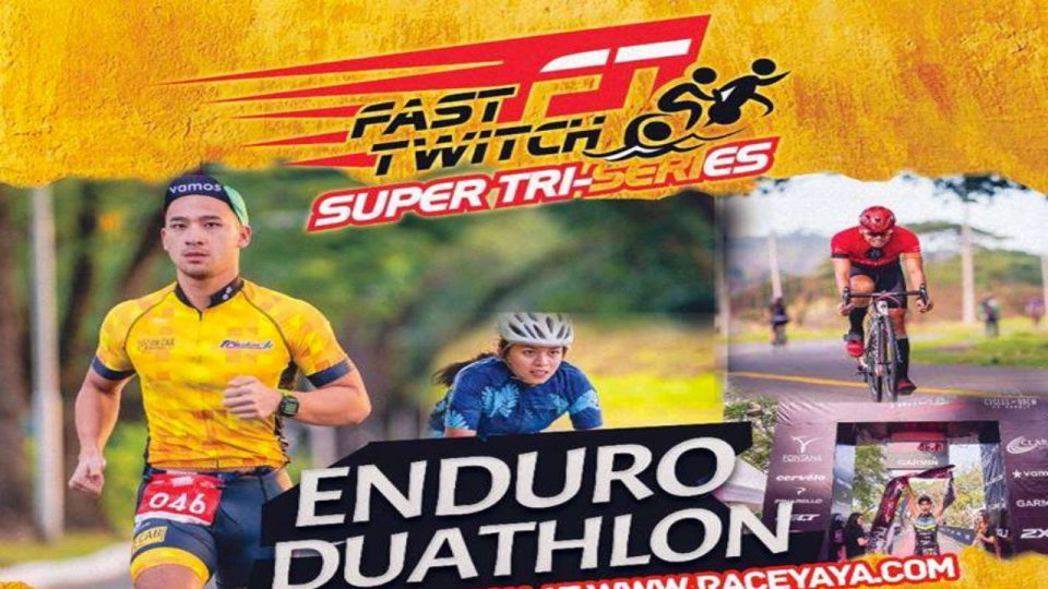 FastTwitch SuperTri Series: Enduro Duathlon 2018
