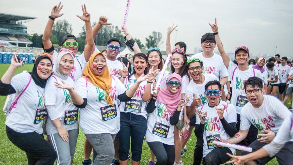 ILLUMI RUN Malaysia 2018 Had a Glowing Success with More Than 4,000 Runners