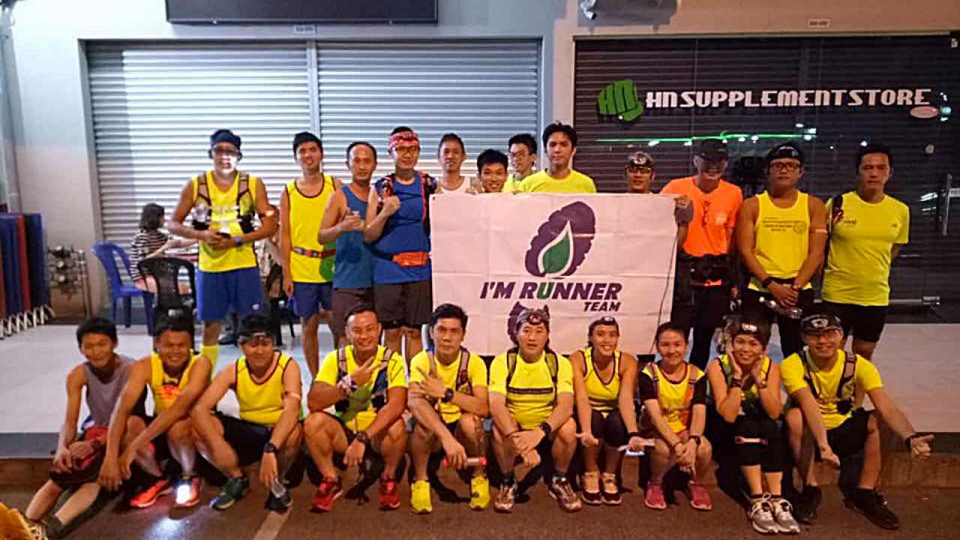 I'm Runner Team