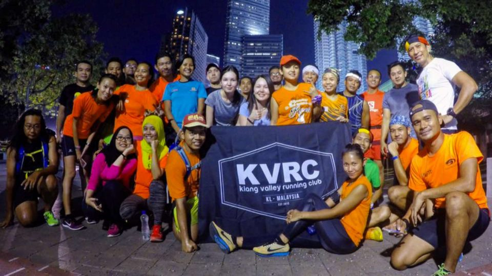 Klang Valley Running Club (KVRC)