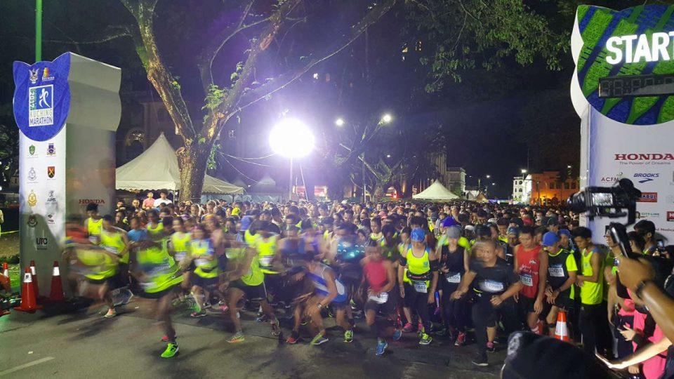 Kuching Runners Network