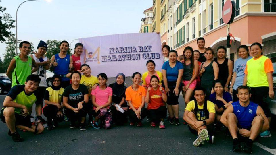 Miri Marina Bay Marathon Club
