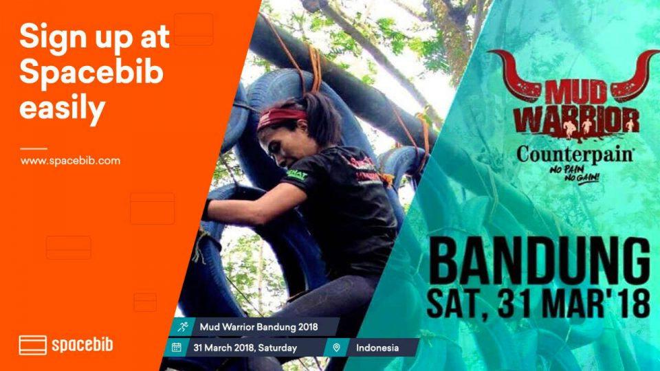 Mud Warrior Bandung 2018