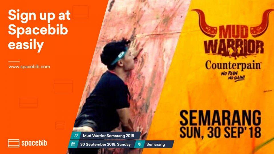 Mud Warrior Semarang 2018