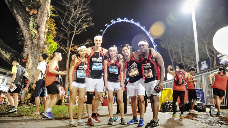 OSIM Sundown Marathon 2018: It's a Race. It's a Tradition. It's Even a Great Night Out!