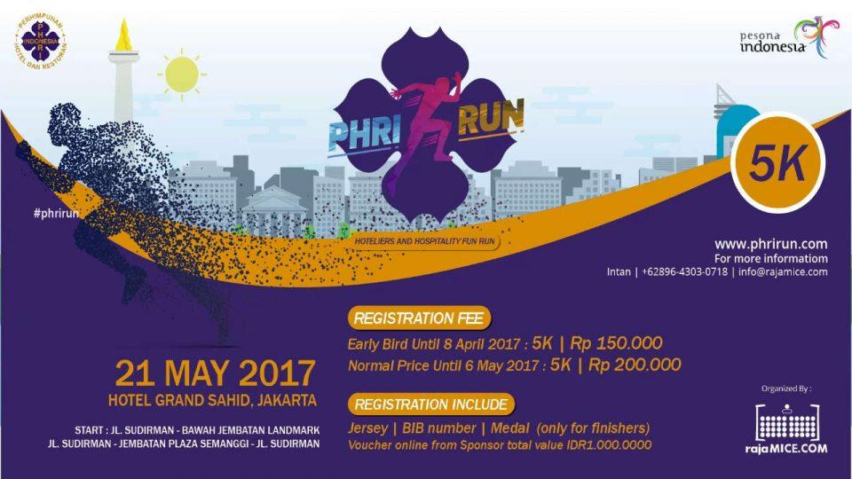PHRI Run 2017