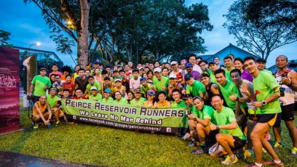 Peirce Reservoir Runners