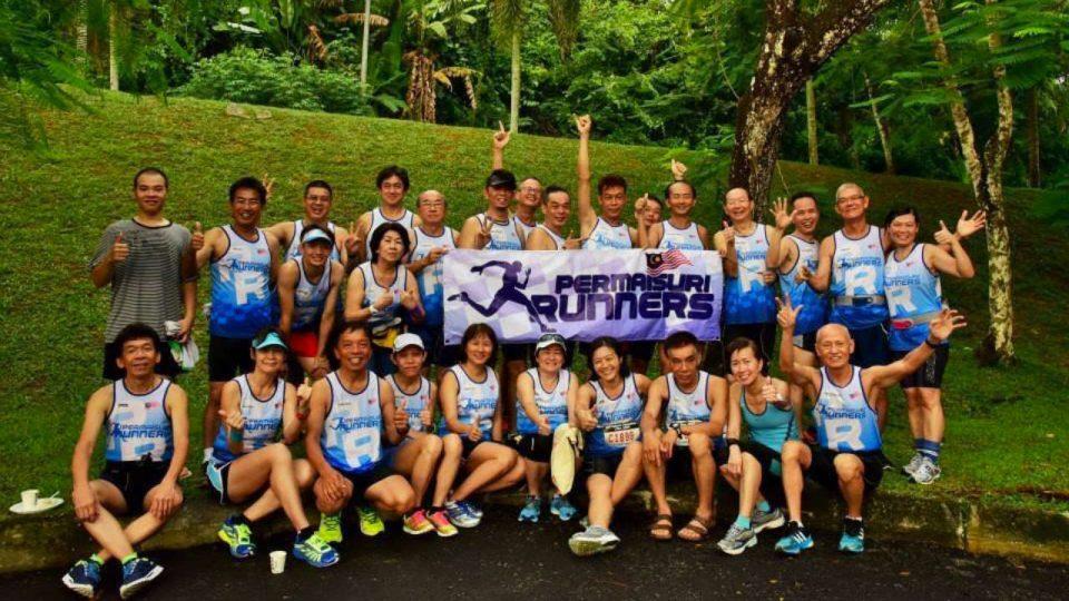 Permaisuri Runners