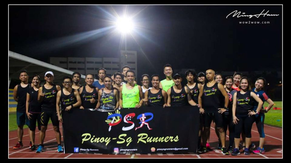 Pinoy-Sg Runners