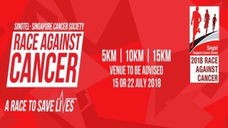 Race Against Cancer 2018