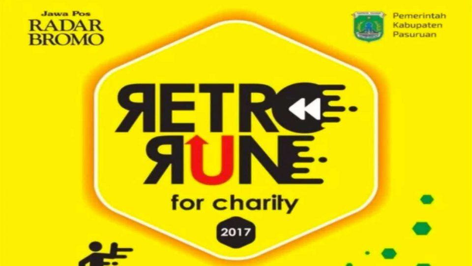 Retro Run for Charity 2017