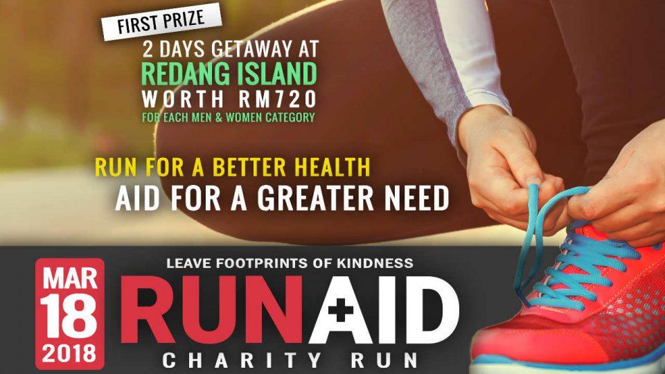 RunAid Charity Run 2017