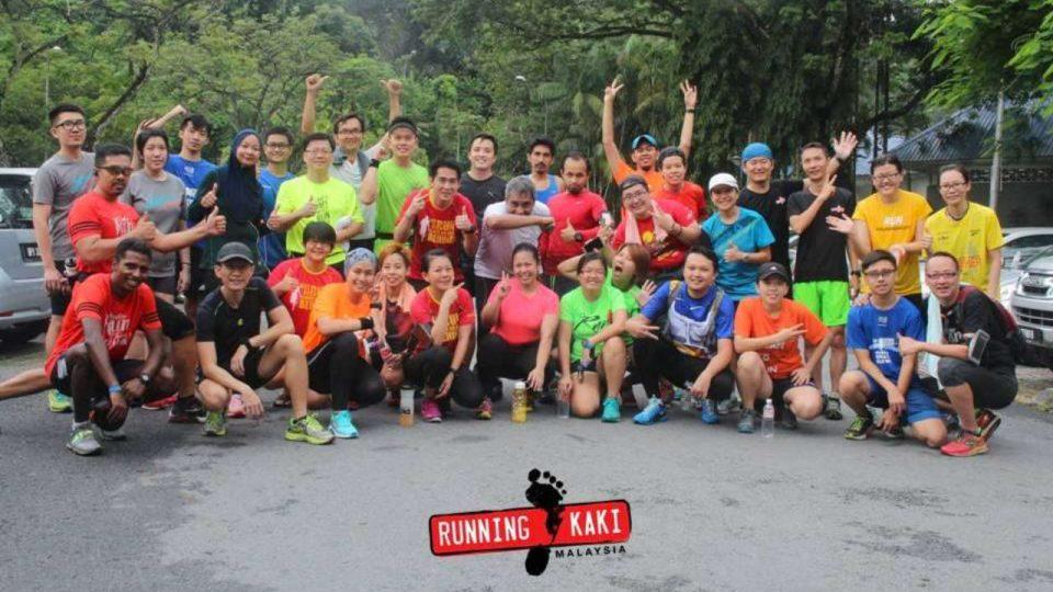 Running Kaki Malaysia