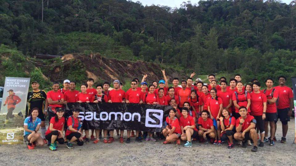 Salomon Running Klicks