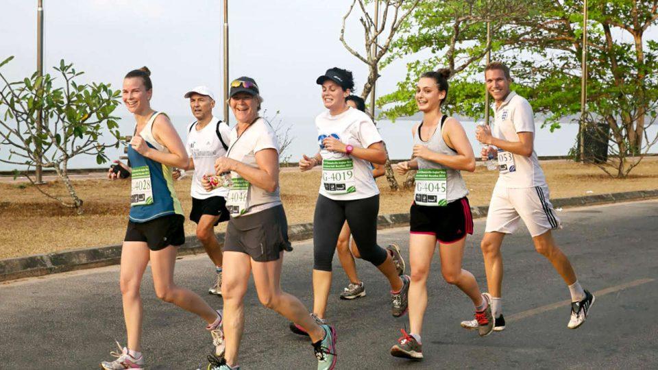 Sihanoukvill International Half Marathon 2018