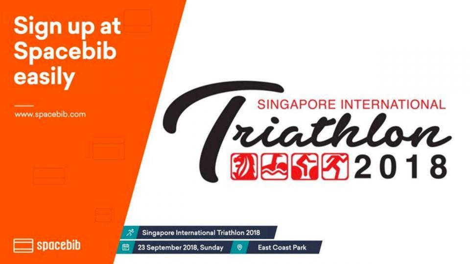 Singapore International Triathlon 2018