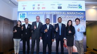 Standard Chartered KL Marathon: 10 New Race Features to Celebrate 10th Anniversary
