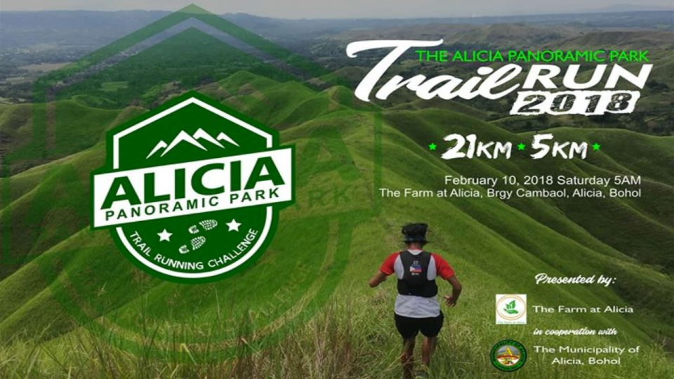 The Alicia Panoramic Park Trail Run 2018