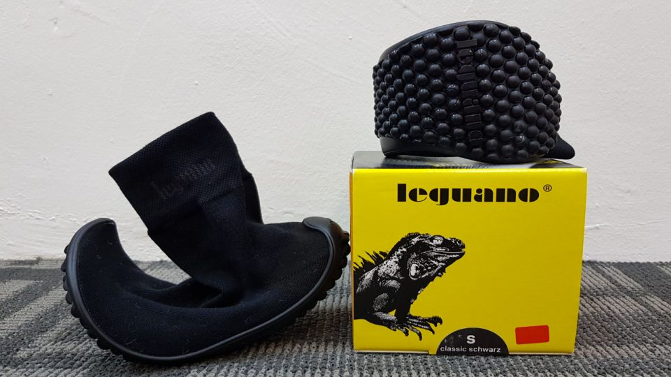 They Look Like Socks; Perform Like Shoes. But No Split Personality For These Leguanos Premium