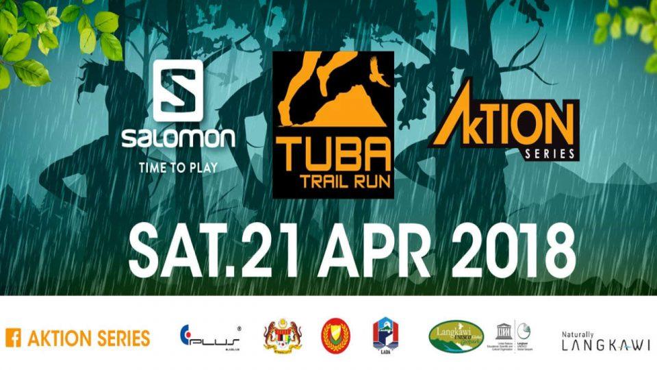 Tuba Trail Run 2018