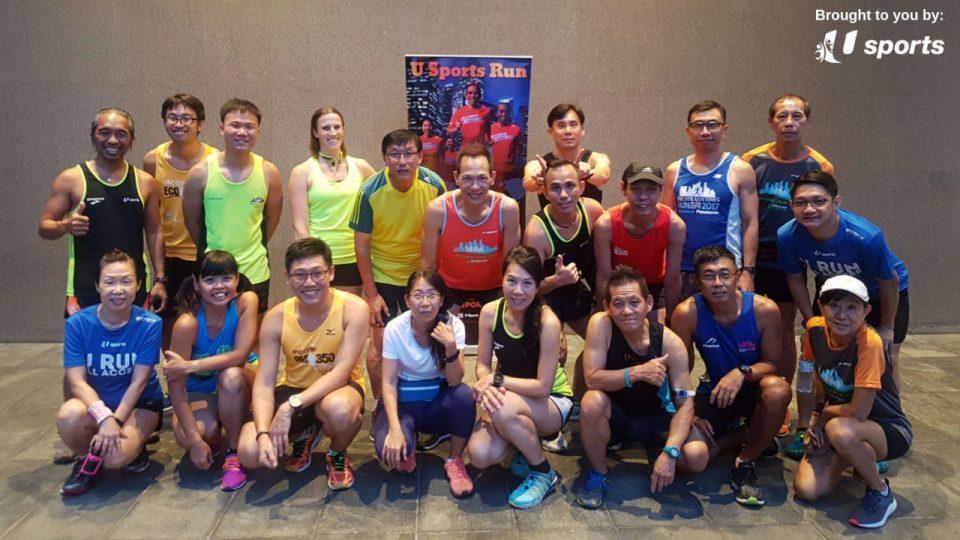 U Sports Running Club
