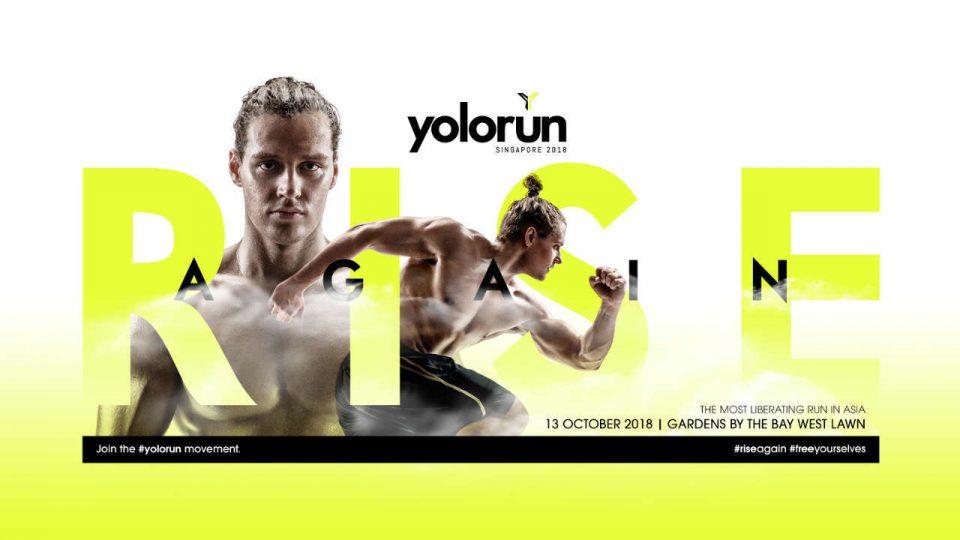 YOLO Run Singapore 2018