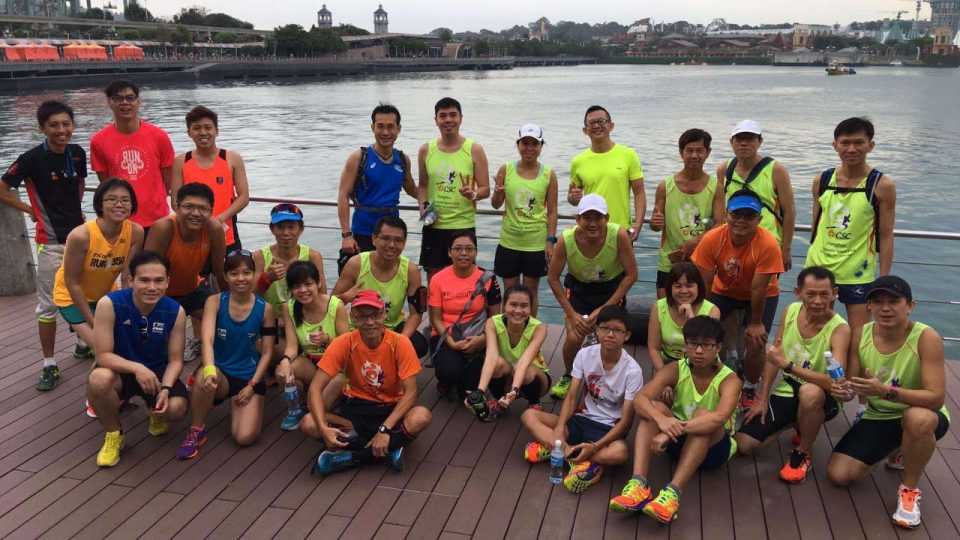 Zhenghua Running Club