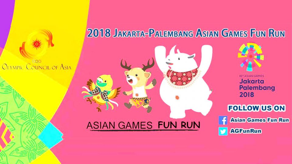 Asian Games Run 2018 1280 960x540 - Asian Games 2018 Run
