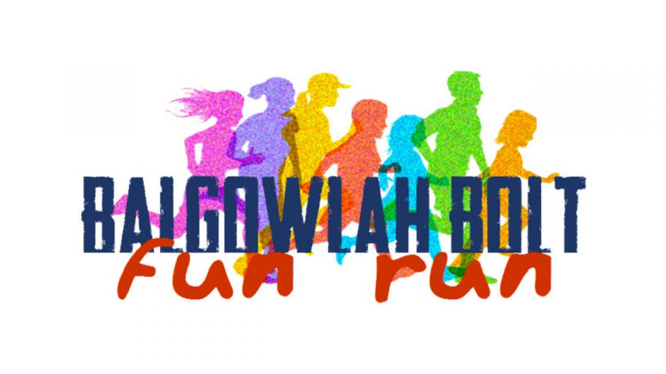Balgowlah Bolt Fun Run 2018