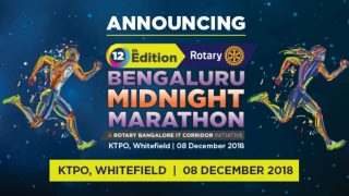 Bengaluru Midnight Marathon 2018