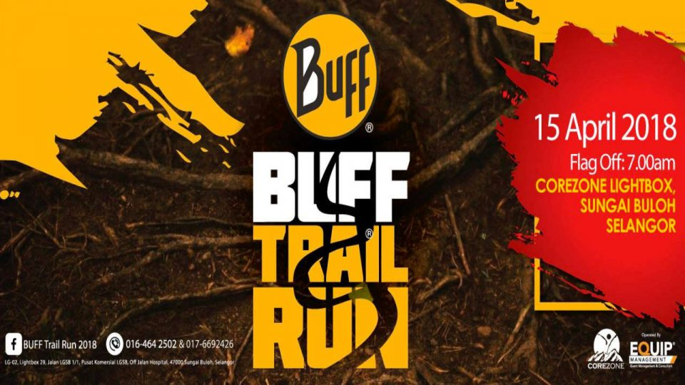 Buff Trail Run 2018