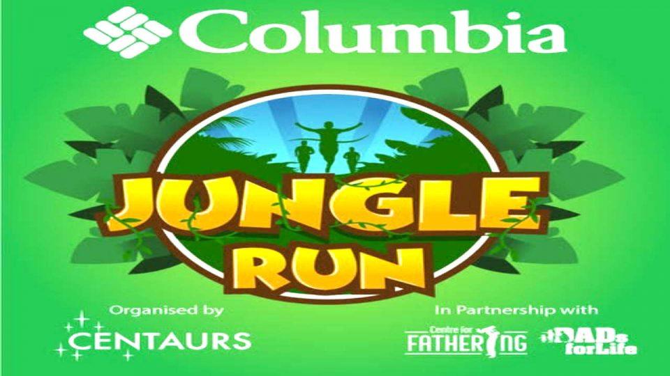 Columbia Jungle Run - Walk edition 2018
