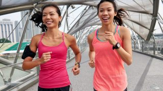 Why All Women Should Run or Walk at the First Mizuno Women's Run