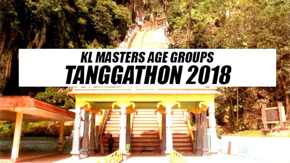 KL Masters Age Groups Tanggathon 2018
