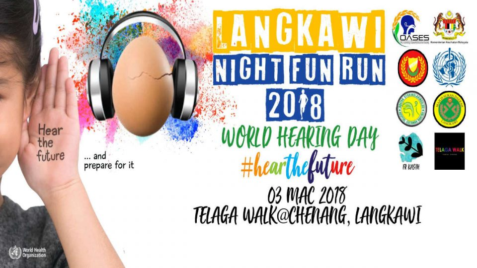 Langkawi Night Fun Run 2018