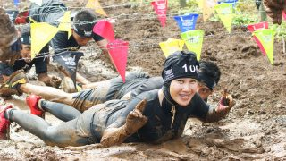 Could You be a Warrior in the War of Mud?
