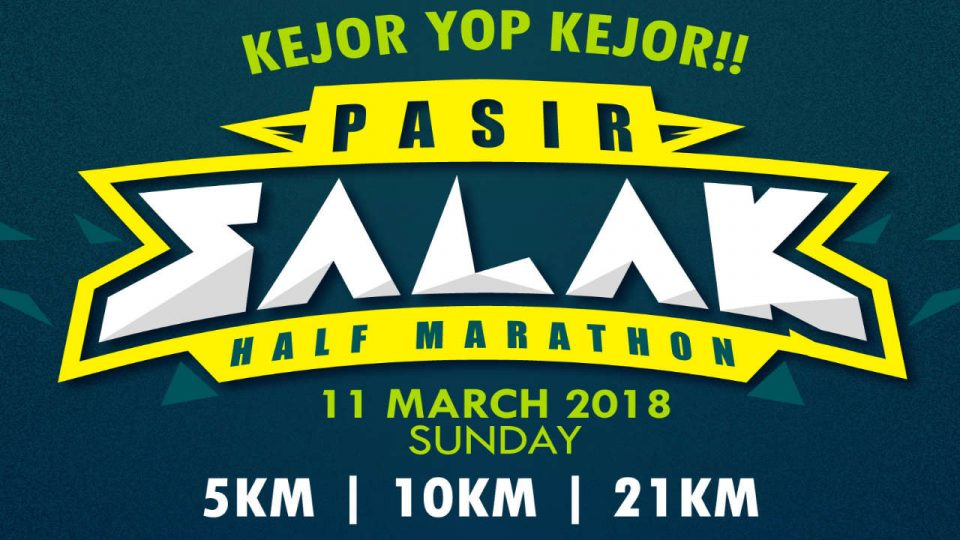 Pasir Salak Half Marathon 2018