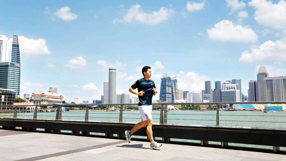 "Ultraviolet Radiation in Singapore Hit ""Extreme"" Level, Runners Should Take Precautions When Running in the Afternoon"