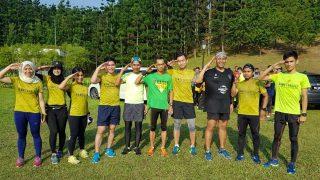 Salute Runners