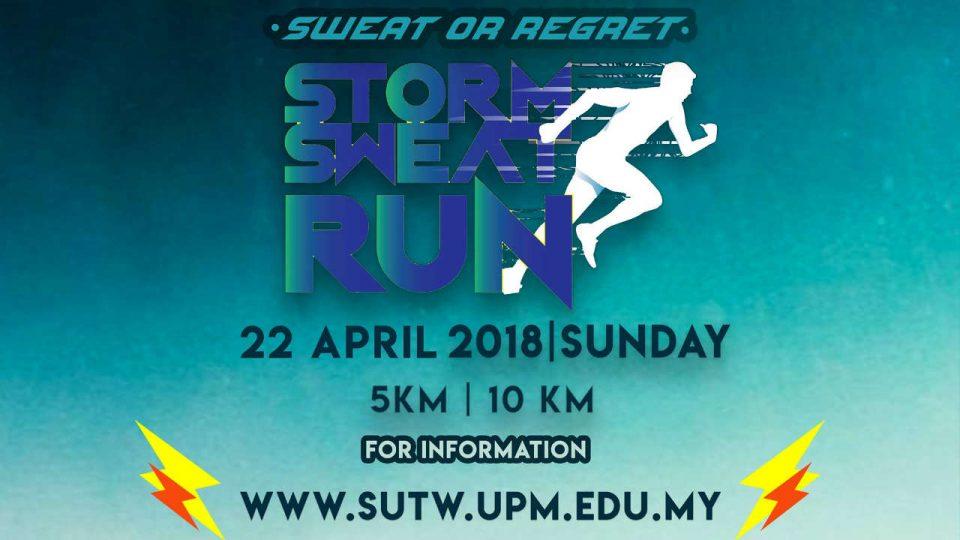 Storm Sweat Run 2018