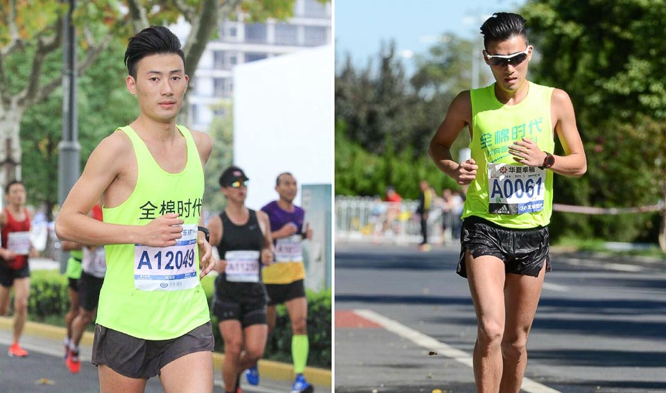 Song Yang Yang Won Not Only Half Marathon Title, But Also a Fiancée at Sundown Marathon 2017