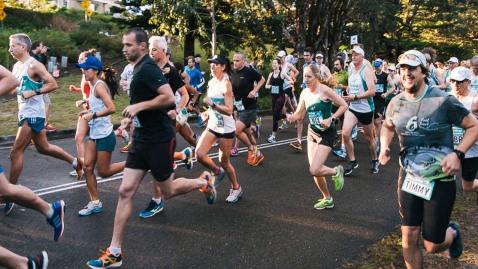 Sydney Striders 10K Series 2018